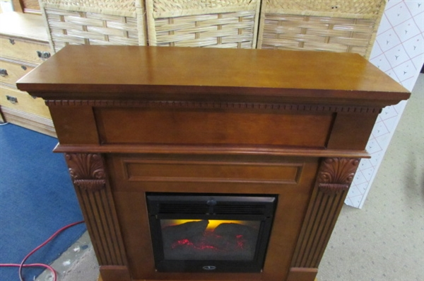 BP ELECTRIC FIREPLACE