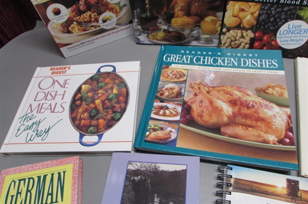 COOKBOOK COLLECTION