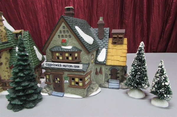 DEPARTMENT 56 HOUSES