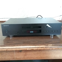OPPO BLU-RAY DISC PLAYER