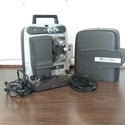 BELL & HOWELL AUTOLOAD 8MM FILM PROJECTOR