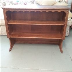TOP PORTION OF A HUTCH- PERFECT FOR DIY