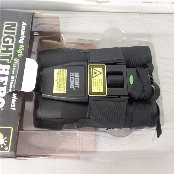 NIGHT HERO NIGHT VISION BINOCULARS