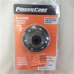 POWER CARE 4 LINE UNIVERSAL TRIMMER HEAD