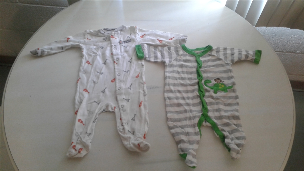 BABY BOY CLOTHING 3-24 MONTHS