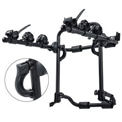 OVERDRIVE UNIVERSAL TRUNK MOUNTED BIKE RACK