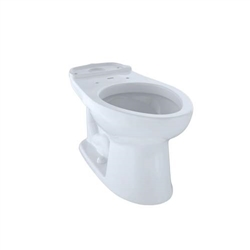 TOTO ELONGATED TOILET BOWL - BASE ONLY