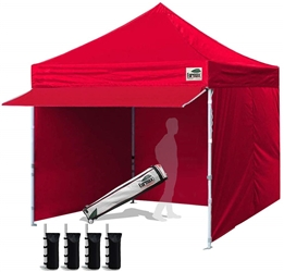 EUROMAX 10 X 10 FT CANOPY WITH SIDES