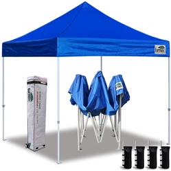 EUROMAX 10 X 10 FT CANOPY WITH SAND BAGS