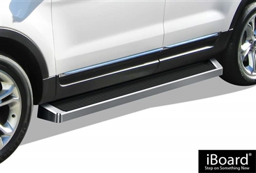IBOARD RUNNING BOARDS FIT 2011-2019 FORD EXPLORER SPORT UTILITY