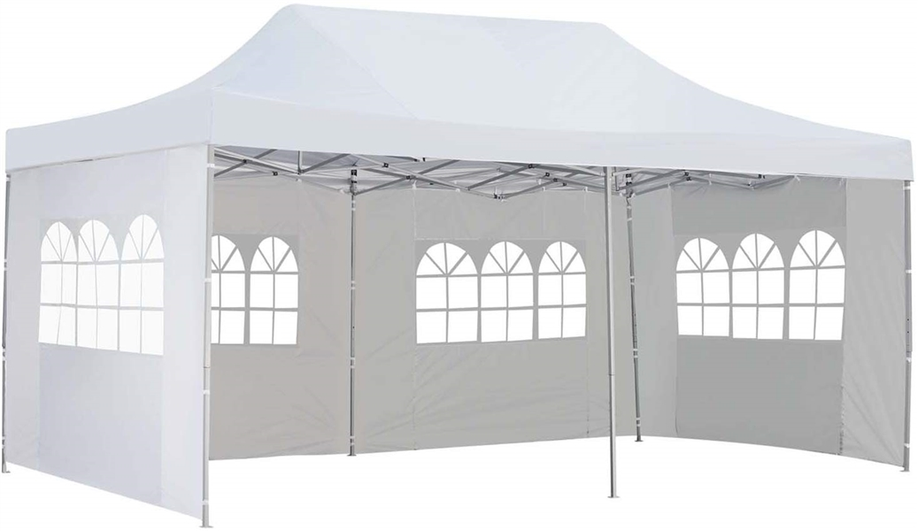 OUTDOOR BASIC 10 x 20 FT PARTY TENT