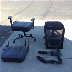 OFFICE CHAIR AND OFFICE CHAIR PARTS