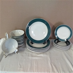 GIBSON CHINA DISHES