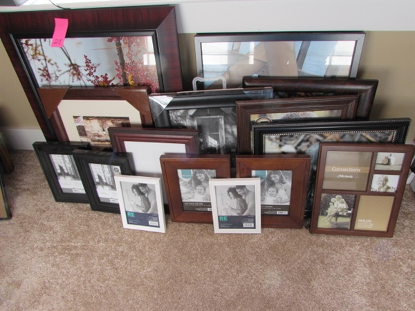 15 PICTURE FRAMES