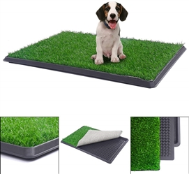 PUPPY POTTY TRAINING TURF PATCH