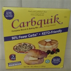 CARBQUICK BISCUIT AND BAKING MIX
