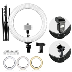 "GOGOUP 12"" BEAUTY LIVE RING LIGHT"