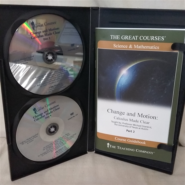 THE GREAT COURSES- SCIENCE AND MATHEMATICS