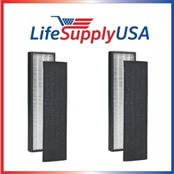 2 Pack - True HEPA Replacement Filter