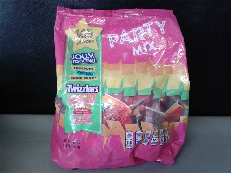 Jolly Rancher & Twizzlers Candy Party Mix 3 LB