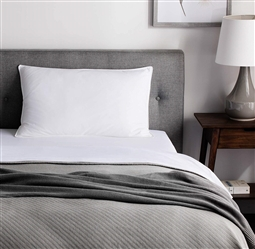 Luxury Down Feather Bed Pillow