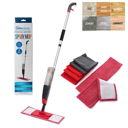 Spray Mop With Extras