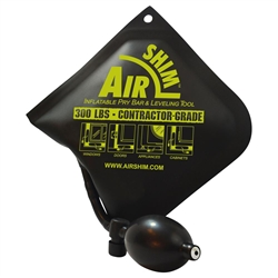 Calculated Industries Contractor Grade AirShim Inflatable Pry Bar and Leveling Tool that Holds Up To 300 lbs.