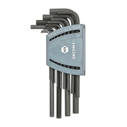Husky Metric Long Arm Hex Key Set (13-Piece)
