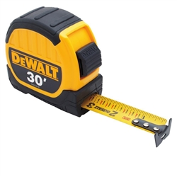DEWALT 30 ft. x 1-1/8 in. Tape Measure
