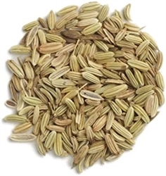 Frontier CO-OP Fennel Seed Whole, 16 Ounce Bag 3 Pack