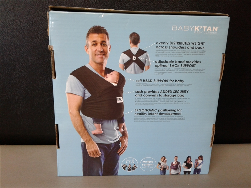 Baby K'tan Original Baby Wrap Carrier Small
