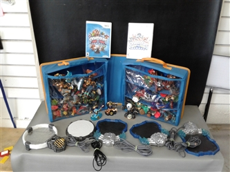 Skylanders figurines, Portals & games for Wii game console
