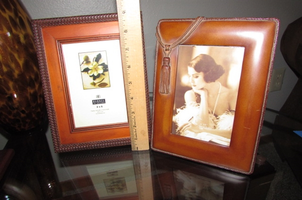 CLASSY DECOR - VASES, PHOTO FRAMES, COASTERS & MORE