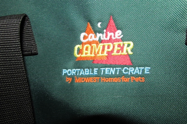 SMALL CANINE CAMP TENT