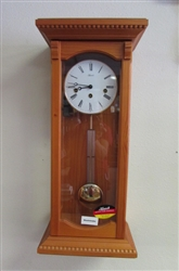 HERMLE WESTMINSTER CHIME WALL CLOCK - NEW/DISPLAY (14)
