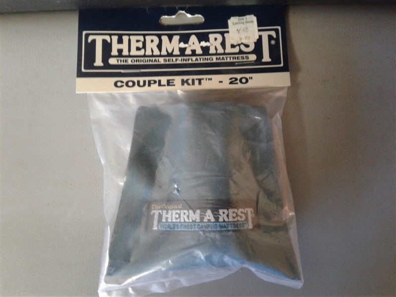 Thermarest Couple Kit 20