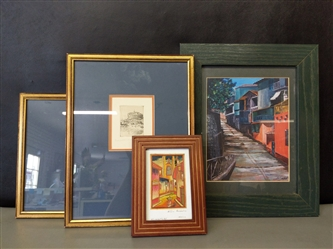 Framed Pictures- Roma & Mexico