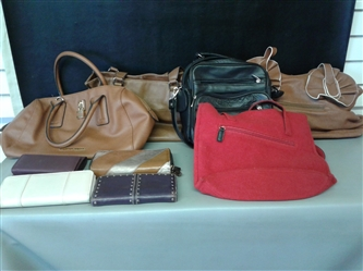 Wallets and Purses- Michael Kors, Christian Siriano, Tignanello, and more