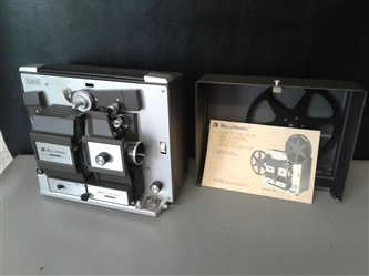 Bell & Howell Movie Projector