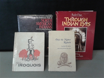 Native American Book Collection