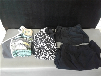 Womens Swimwear- Under Armour, Lands End, etc