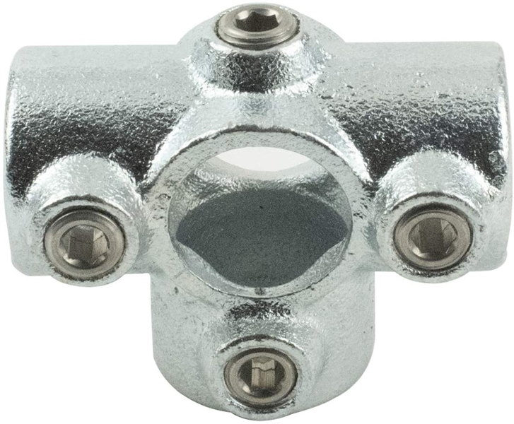 Steel Tek 3/4 Three Socket Cross Black