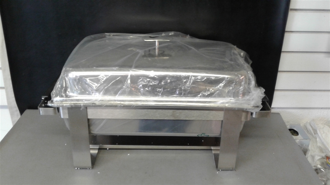 8 Qt Edward Don Company Chafer