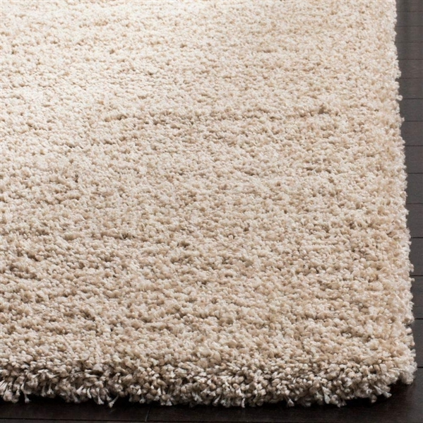 Safavieh California Premium Shag Collection 2'3 x 11'- Taupe