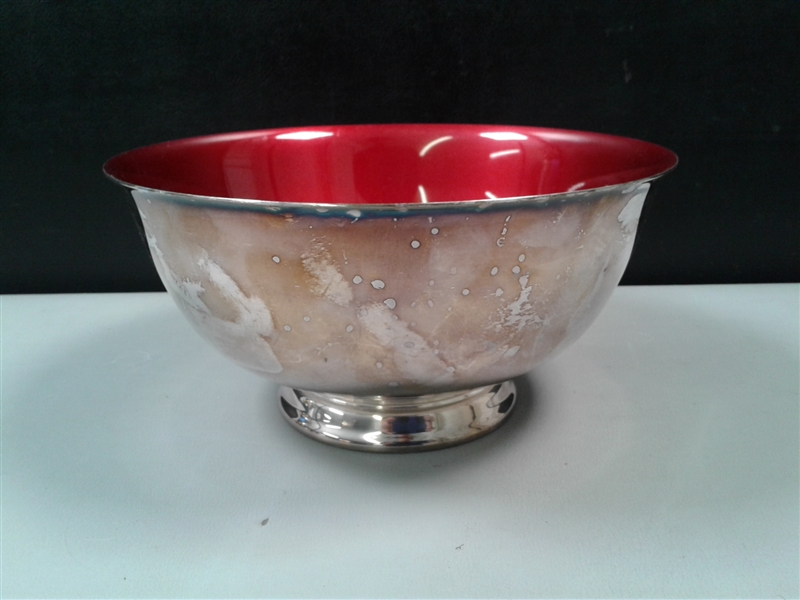 Reed & Barton Silver Plated Bowl