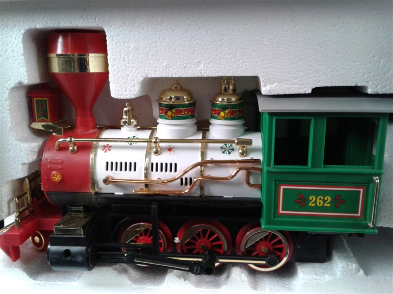 Vintage Melody Christmas Train